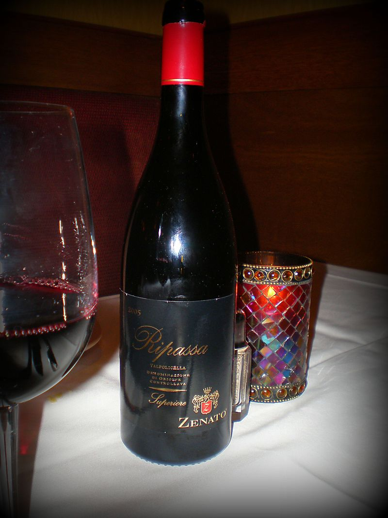 Engagement wine )