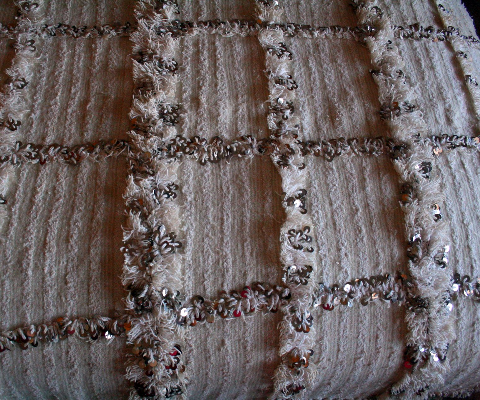 Trillions Of Hand Sewn Sequins
