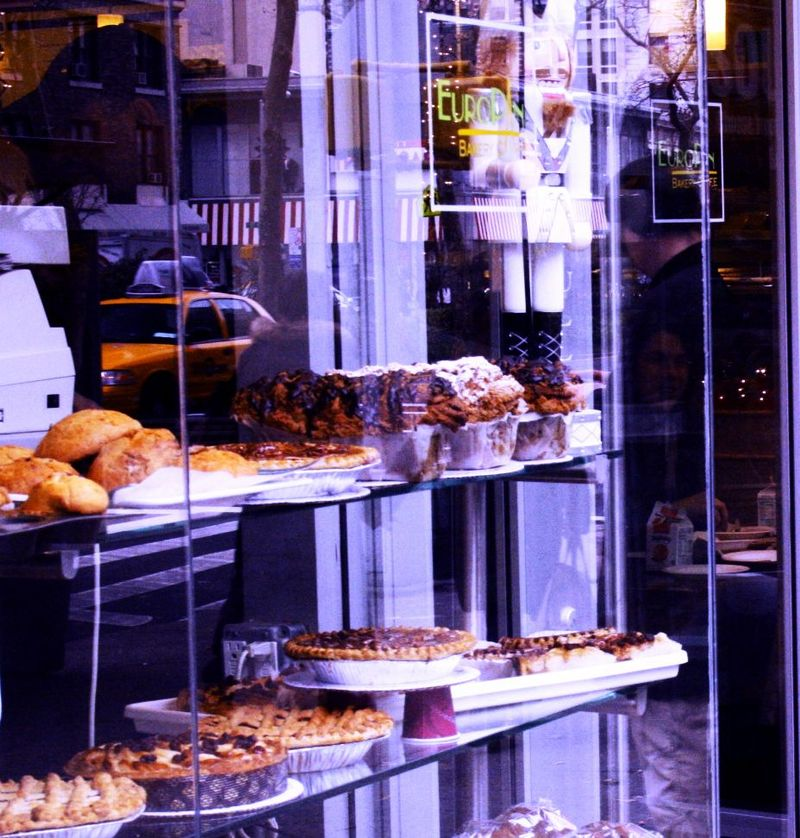 Bakery window, Upper West Side