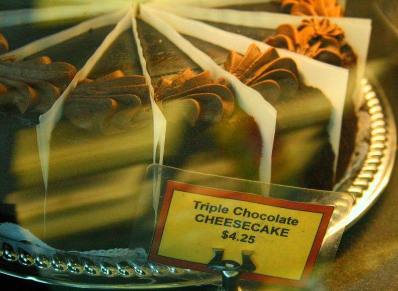 NY cheesecake )