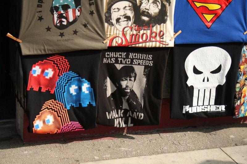 Chuck Norris t-shirt hilarious